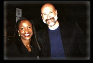 Charlayne Woodard and Husband