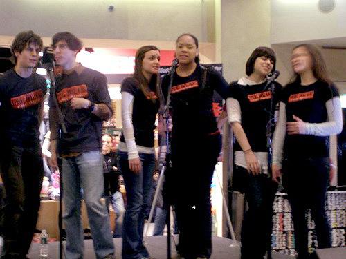 Spring Awakening Cast Recording Signing - January 10, 2007