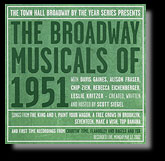 Broadway Musicals of 1951