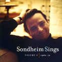 Sondheim Sings: Vol. 1
