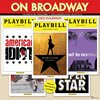 On Broadway 2017 Calendar