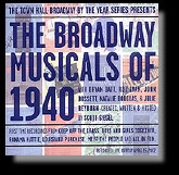 Broadway Musicals of 1940