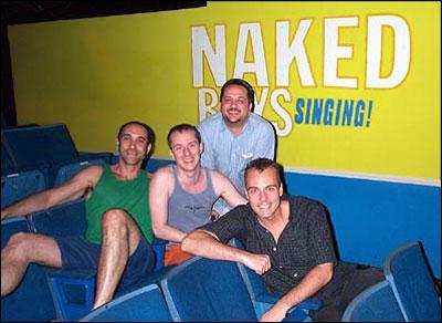 George livengood naked