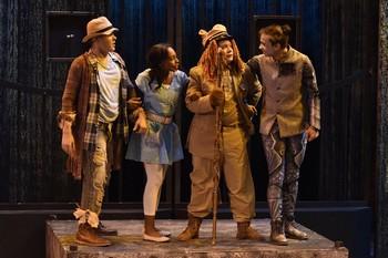 Talkin' Broadway Regional News & Reviews: Cleveland -