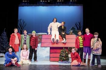A Charlie Brown Christmas Play.Talkin Broadway Regional News Reviews A Charlie Brown