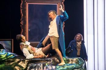 Talkin Broadway Regional News Reviews Frankenstein