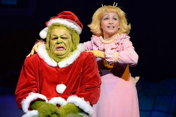reed sigmund and mabel weismann - How The Grinch Stole Christmas The Musical