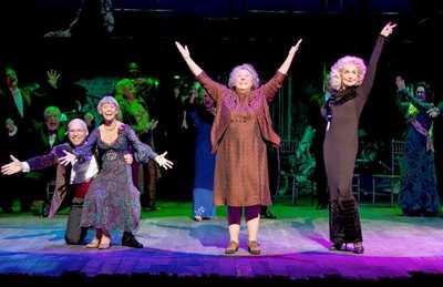 Talkin' Broadway Review: Follies