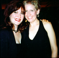 With Ann Hampton Callaway