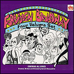 Forbidden Broadway Box Set